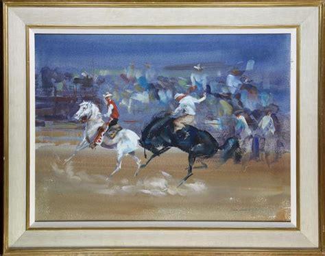 paintings  john rattenbury skeaping