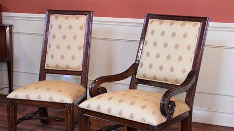 Custom Dining Room Chairs, Dining Room Chair Upholstery