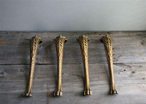 cast iron furniture legs space plan