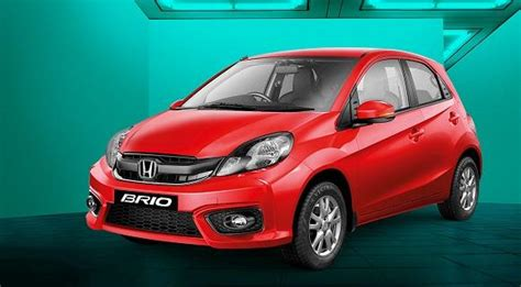 honda brio facelift launched in india garipoint
