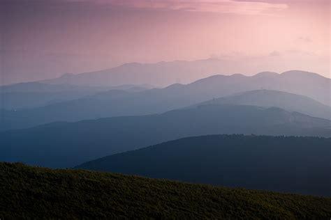 photo layer layered mountain bliss  image