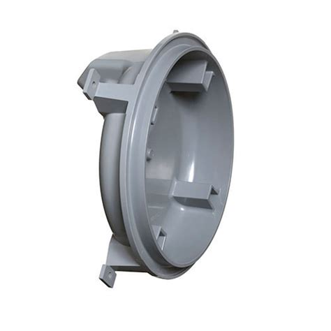 hayward universal all plastic pool light niche concrete