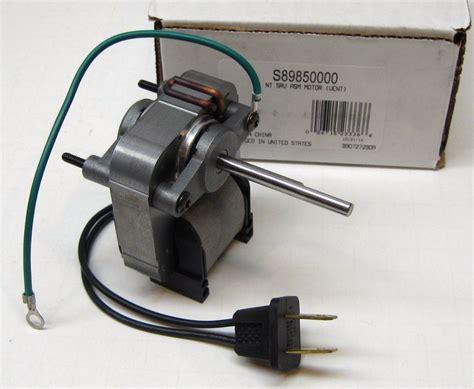 nutone bathroom exhaust fan 8814r 89850000 broan nutone bath fan vent motor c 89850 sp 61k16