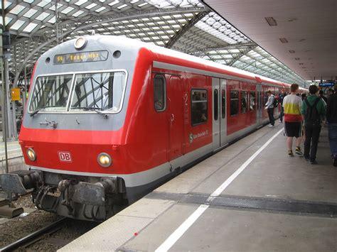 Rhine-Ruhr S-Bahn