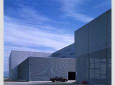 Factory Buildings Industrial Architecture + Designs e