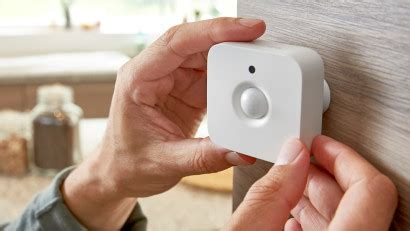 Philips Hue System Adds Motion Sensor That Will Turn