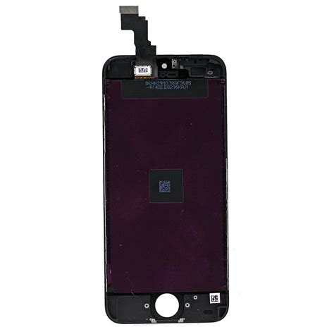 black iphone  lcd display touch screen digitizer