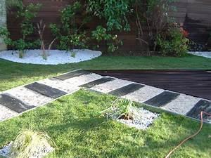 amenagement du jardin et de la terrasse dans le 91 With beautiful amenagement de piscine exterieur 12 parc