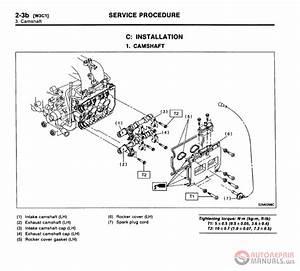Subaru Tis Workshop Manuals