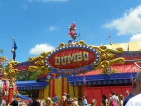 Walt Disney World Dumbo Ride