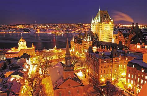 The Best Places Near Quebec City For Winter Adventure