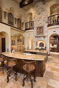 Beautiful tuscan kitchen kitchen pinterest beautiful for Kitchen colors with white cabinets with tuscan wrought iron wall art