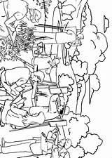 Coloring Craft Printable Coloring2print sketch template