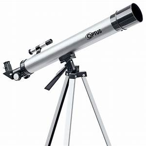 Teleskop Vergrößerung Berechnen : optus 50 600 refraktor teleskop bresser ~ Themetempest.com Abrechnung