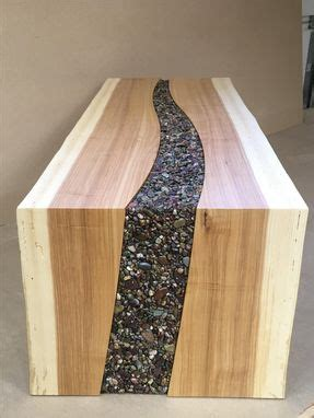 58 reviews of river rock coffee i love riverrock! Buy Custom Made River Rock Coffee Table, made to order from Hughes Woodworks | CustomMade.com