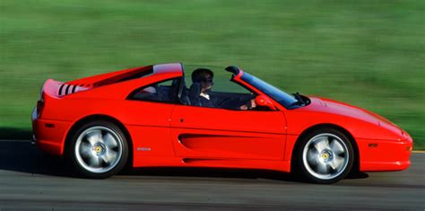 Ferrari 355 F1 GTS (1997) - Ferrari.com