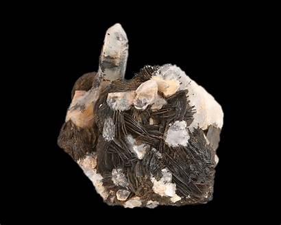 Hematite Quartz Minerals Crystals Var Crystal Rock