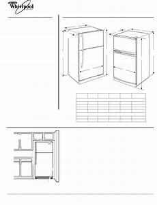 Whirlpool Refrigerator Et1lfkxk User Guide