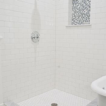 bathroom designs with walk in shower subway tile shower contemporary bathroom peppermint