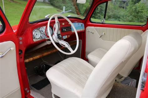 volkswagen beetle 1960 interior 1960 vw beetle california look buy classic volks