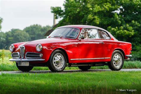 Alfa Romeo Sprint by Alfa Romeo Giulietta 1300 Sprint 1962 Welcome To