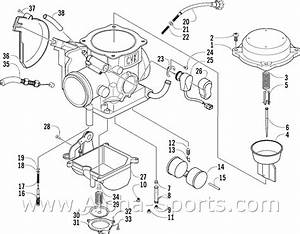 Wiring Diagram With Schematics For A 1998 400 4x4 Arctic Cat Atv   64 Wiring Diagram Images