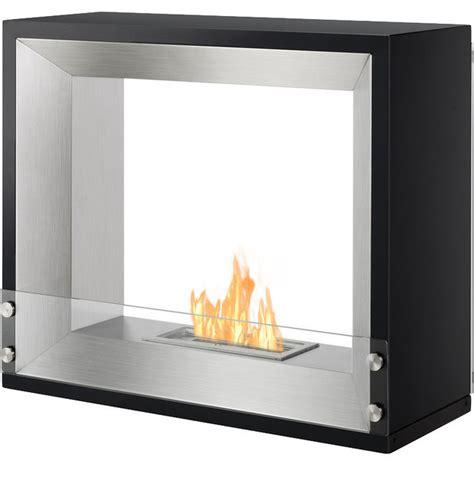 Indoor Biofuel Fireplace - mecca freestanding ventless ethanol fireplace ul cul
