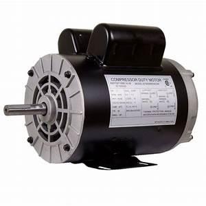 Replacement Motor For Husky Air Compressor-e106044