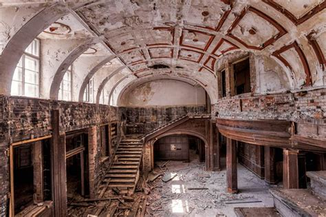 Most Amazing Abandoned Places In Europe