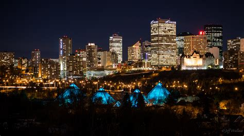 edmonton city  alberta thousand wonders