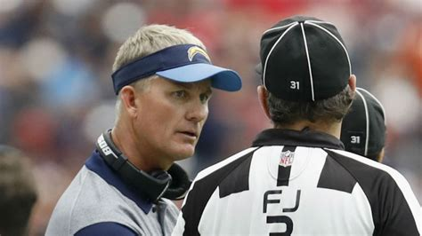 Chargers Fire Head Coach Mike Mccoy