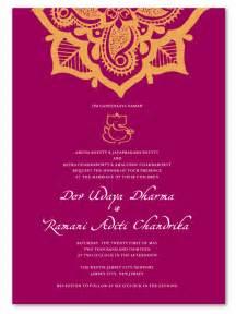 free sle wedding invitations indian wedding invitation mail template wedding