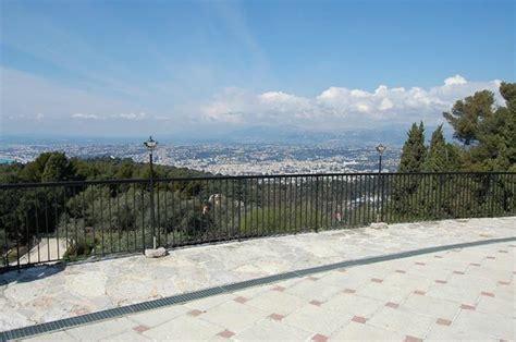 vue depuis les terrasses photo de domaine du mont leuze villefranche sur mer tripadvisor