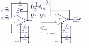 Tl062 Subwoofer Low Pass Filter