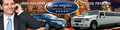 Limo Service Los Angeles by The Best Limo Service Los Angeles Offering Reliable