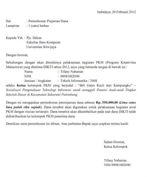 Contoh surat permohonan badan permusyawaratan desafull description. Contoh Surat Permohonan Bantuan Barang Ke Dinas