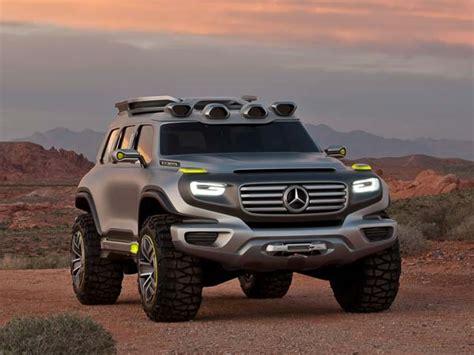 Mercedes-benz To Unveil Glb Suv Soon