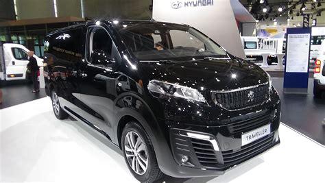 2017 Peugeot Traveller Exterior And Interior Iaa