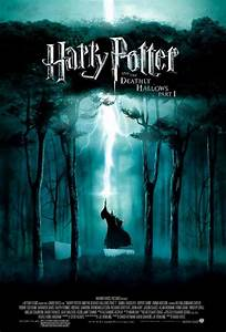 Harry Potter and The Deathly Hallows Part 1 Movie Poster ...