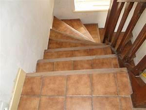 Recouvrir Carrelage Sol Avec Résine : recouvrir un escalier en carrelage ~ Dailycaller-alerts.com Idées de Décoration