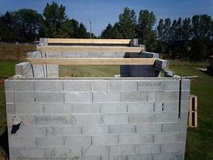 plan abri de jardin en parpaing 4 charpente abri de jardin With construire un abri de jardin en parpaing
