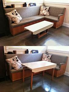 Adjustable coffee table to dining table coffee table for Movable coffee table