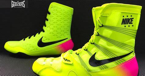 Rio 2016 Nike Boxing Boots