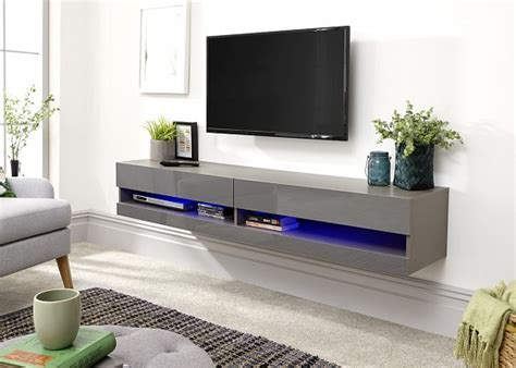 Galicia Wall Mounted TV Unit