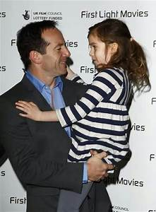 Jason Isaacs with daughter | Jason Isaacs | Pinterest