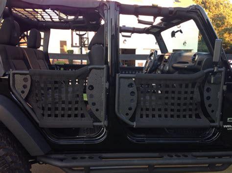 mesh doors armor trail doors iii for jeep jk search Jeep