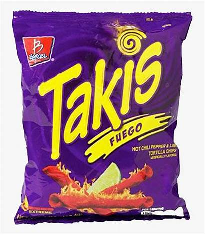 Takis Chips Fuego Clipart Transparent Clipartkey
