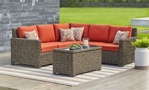 Patio Sofa Sale by Patio Furniture The Home Depot