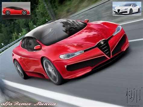 Alfa Romeo Concept by Alfa Romeo Concept Alfa Romeo Kamal Concept Pictures