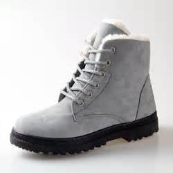 Women Winter Boots 35-42 Fur Snow Boots Women Ankle Boots ...